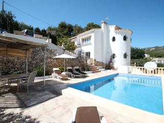 Blanca - charming, Spanish finca style holiday villa in Costa Blanca - La Llobella vacation rentals