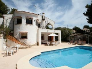 Luisa - holiday home with private swimming pool in Moraira - Moraira vacation rentals