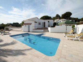 Marcelo - charming, Spanish finca style holiday villa in Moraira - Moraira vacation rentals