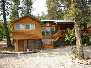 Chestnut Lodge is a lovely single level 4 bedroom 3 bath spacious cabin. - Ruidoso vacation rentals