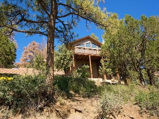 Mountain Chalet is a great modern mountain top home with beautiful views. - Ruidoso vacation rentals
