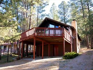 Bear Cave is a great 2 bedroom home with mountain views close to midtown. - Ruidoso vacation rentals