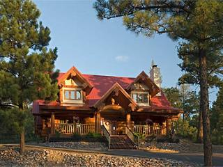 Panther Lodge is beautiful 3 bedroom 2 bath home close to Grindstone lake. - Ruidoso vacation rentals