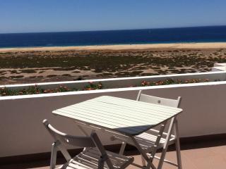 300 m beach ocean view top floor studio flat - Morro del Jable vacation rentals