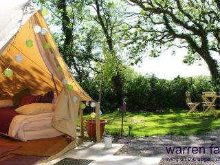 1 bedroom Yurt with Internet Access in Merrion - Merrion vacation rentals