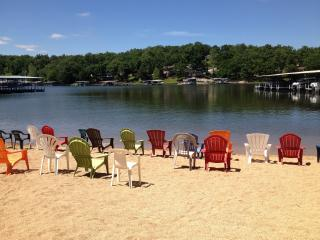 SALE! $95/N-Beautiful Ledges Condo on Main Channel - Osage Beach vacation rentals
