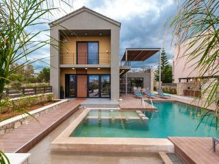 Brand new Luxury 3 bd Villa, 50m from the beach - Kolymbari vacation rentals