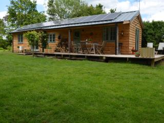 Perfect Cabin with Deck and Outdoor Dining Area - Somerford Keynes vacation rentals