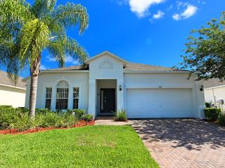 4 Bed Pool Home 10 mins to Disney World (338-HIGH) - Davenport vacation rentals