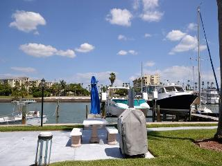 Madeira Beach Yacht Club 261D - Waterfront Condo Newly Refreshed in 2013! - Madeira Beach vacation rentals