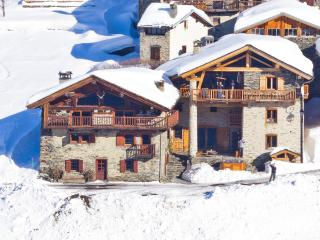 Chalet Rosiere, a magical converted farmhouse - La Rosiere vacation rentals