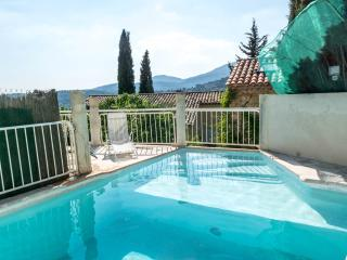 Villa Provence, Pet-Friendly Rental with Hot Tub, - Fayence vacation rentals