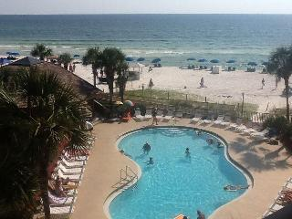 SUMMER4th Floor-GULF FRONT-FREE 2 BEACH CHAIRS/WIF - Panama City Beach vacation rentals