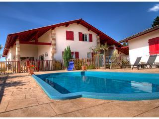 Gîte T3 pays basque vue montagnes et piscine - Cambo les Bains vacation rentals