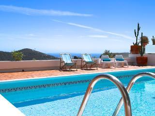 Villa 350m2 sea view Can furnet Ibiza - Nuestra Senora de Jesus vacation rentals