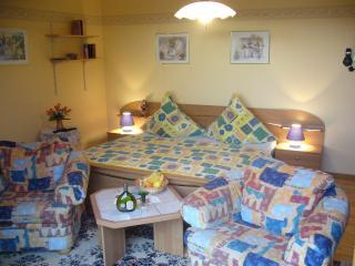 Doppelzimmer mit direkten Gartenzugang! - Bad Bocklet vacation rentals
