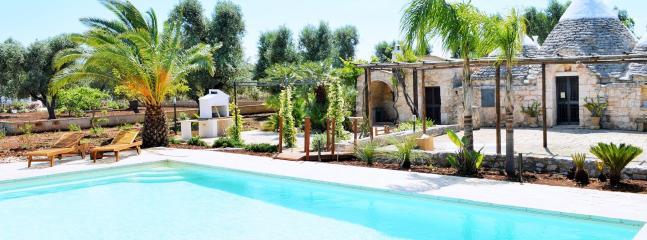 Nice 4 bedroom Trullo in San Michele Salentino - San Michele Salentino vacation rentals