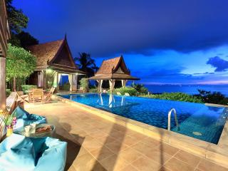 Villa Thai Teak with amazing Ocean Views - Surat Thani vacation rentals