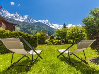 3 rooms, premium + view + close center / slopes - Chamonix vacation rentals