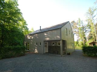 Luxuary rental chalet in the Belgian Ardennes - Bomal vacation rentals