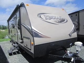 32 Foot KodiacTrailer Rent - at your location - Shediac vacation rentals