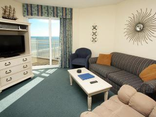 Ocean Front Condo w/Amazing View in N Myrtle Beach - North Myrtle Beach vacation rentals