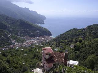 Breathtaking sea view on Amalfi Coast, Ravello. - Ravello vacation rentals