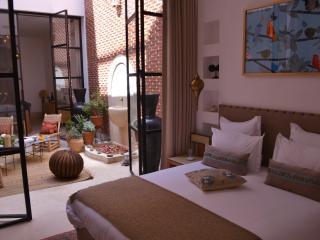 LA SOURCE DU DESERT Riad Chambre Rose des sables - Marrakech vacation rentals