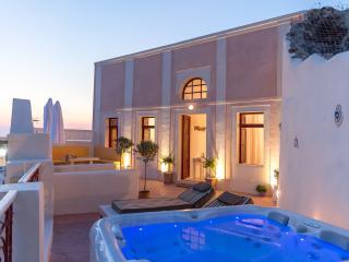 Poseidon Mansion in Santorini - Oia vacation rentals