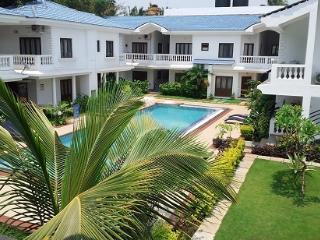 Casa Azure Luxury 3 bedroom Villa in Calangute - V7 - Calangute vacation rentals