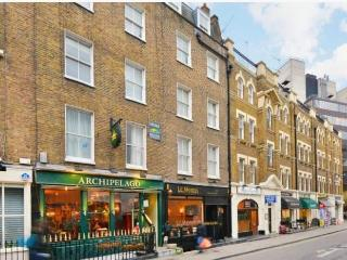 55, Cleveland Street, Central London, Fitzrovia. - London vacation rentals