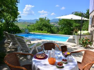 "Villa ""La Chiesetta"" near Frasassi Caves - Fabriano vacation rentals"