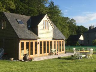 THE OAK BARN eco-Lodge beautiful seaside setting - County Louth vacation rentals
