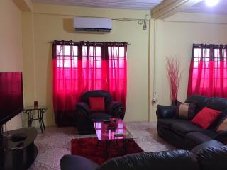 2 bedroom Condo with Internet Access in Port of Spain - Port of Spain vacation rentals