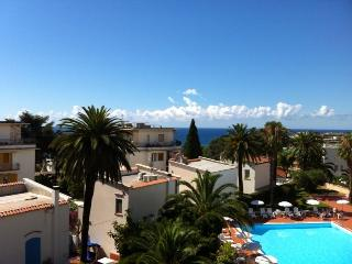 Flat with pool and beautiful view - San Remo vacation rentals