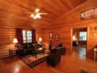Black Bear - Perfect Family Cabin! Sleeps up to eight with spacious living - Chatsworth vacation rentals