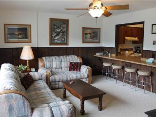 Located at Base of Powderhorn Mtn in the Western Upper Peninsula, A Cozy Duplex Home Located 1.5 Blocks from Main Ski Lodge with Large Indoor Hot Tub - Ironwood vacation rentals
