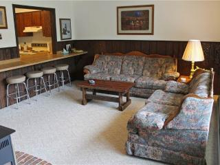 Located at Base of Powderhorn Mtn in the Western Upper Peninsula, Duplex Home with Large Indoor Hot Tub Located 1.5 Blocks from  - Ironwood vacation rentals