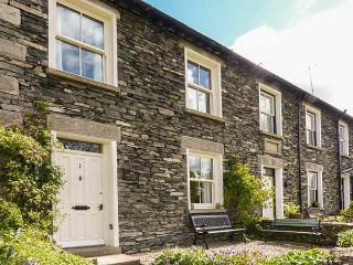PROSPECT COTTAGE, cosy cottage with open fires, country views, close to lakes and Newby Bridge, Ref 31050 - Newby Bridge vacation rentals