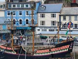 7 Montpellier Apartments, The Quay located in Brixham, Devon - Brixham vacation rentals