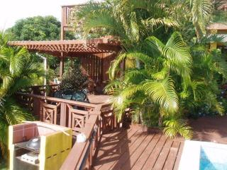 Quaint Villa by The Pitons - Choiseul vacation rentals