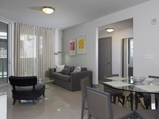 Airy 3 Bedroom Apartment in Brickell - Miami vacation rentals