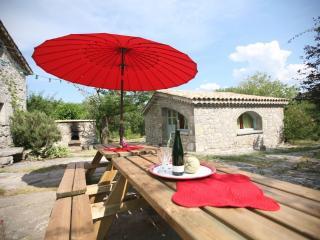 Gorges de l'Ardèche, Mazet sur domaine privé. - Vogue vacation rentals