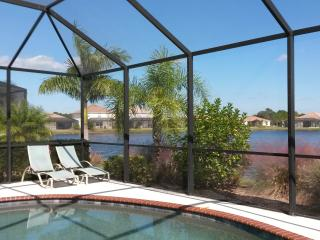 New Pool Villa with Lakeview in Gated Community - Venice vacation rentals