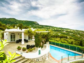 Nice 7 bedroom Anacapri Villa with Balcony - Anacapri vacation rentals