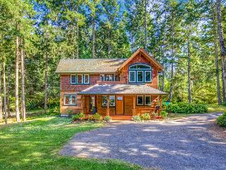 Beautifully finished Fish Hook Lake House near Lakedale Resort! - Friday Harbor vacation rentals