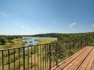 3BR/3BA Lakefront House with Elevated Views, Walk to Beach, Sleeps 10 - Lago Vista vacation rentals