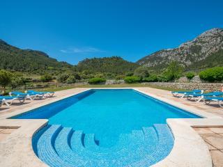 ORIENT DE SON PEROT - Property for 12 people in ORIENT, BUNYOLA - Orient vacation rentals