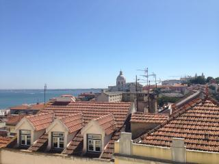 Panoramic Riverview Flat near old city centre - Lisbon vacation rentals