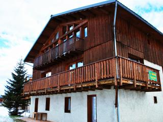 Bright Chalet with Deck and Internet Access - Le Bettaix vacation rentals